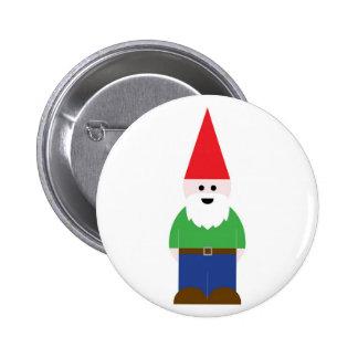 Botón del gnomo pins