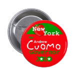 Botón del gobernador de CUOMO Pins