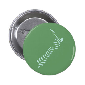 Botón del helecho NZ 4 Pins