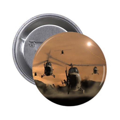 Botón del helicóptero pins