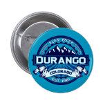 Botón del hielo de Durango Pins