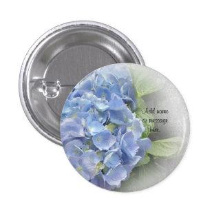 Botón del Hydrangea para casar favores Pins