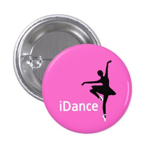 botón del iDance (bailo) Pins