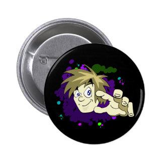Botón del ilustrador X Pin