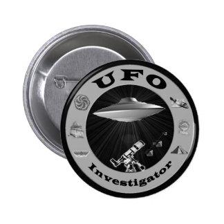 Botón del investigador del UFO