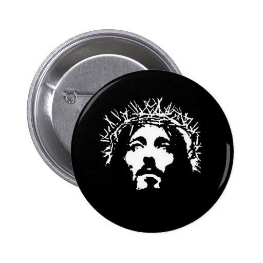 Botón del Jesucristo Pins