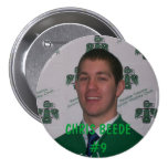 Botón del jugador de Chris Beede Pins