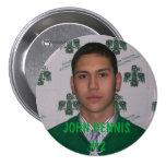 Botón del jugador de Juan Dennis Pins