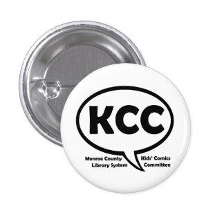 Botón del KCC Pins