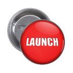 Botón del lanzamiento pins