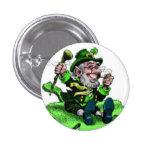 ¡Botón del Leprechaun! Pins