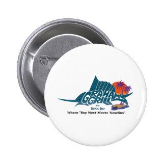 Botón del logotipo de la parrilla de Graham Pin