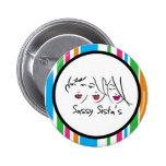Botón del logotipo de Sista descarado