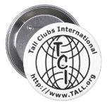 Botón del logotipo de TCI Pins
