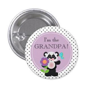 Botón del miembro de la familia del fiesta de pin redondo de 1 pulgada