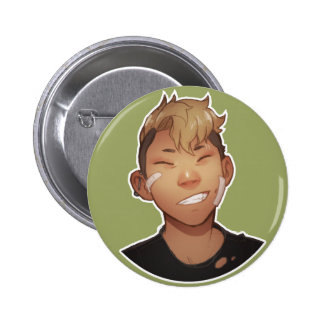 Botón del Milo Pin Redondo De 2 Pulgadas