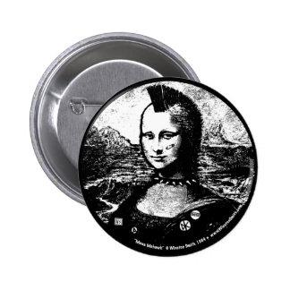 Botón del Mohawk de Mona Pins