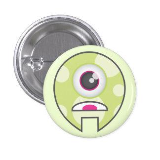 Botón del monstruo: Cyclops Pins