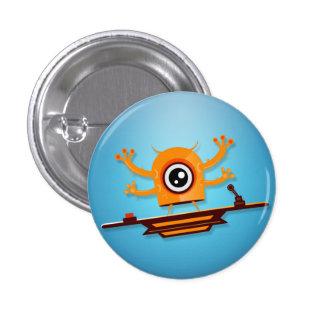 Botón del monstruo de Cutie Pin