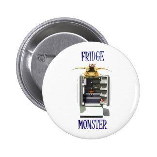 Botón del monstruo del refrigerador pins