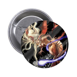 Botón del monstruo - seducción del súcubo pin