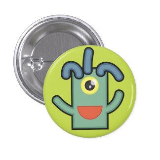 Botón del monstruo: Tallarines Pin
