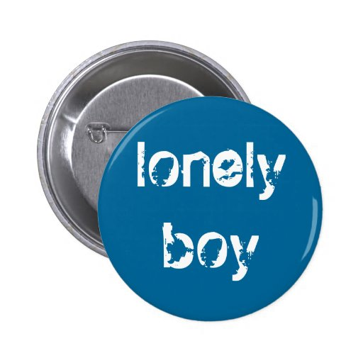 """Botón del """"muchacho solo"""""""