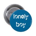 """Botón del """"muchacho solo"""" pins"""