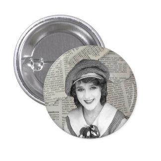 Botón del Nymphet de Mary Pickford