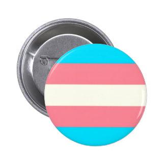 Botón del orgullo del transexual pin