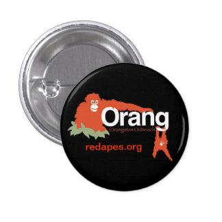 Botón del Outreach del orangután