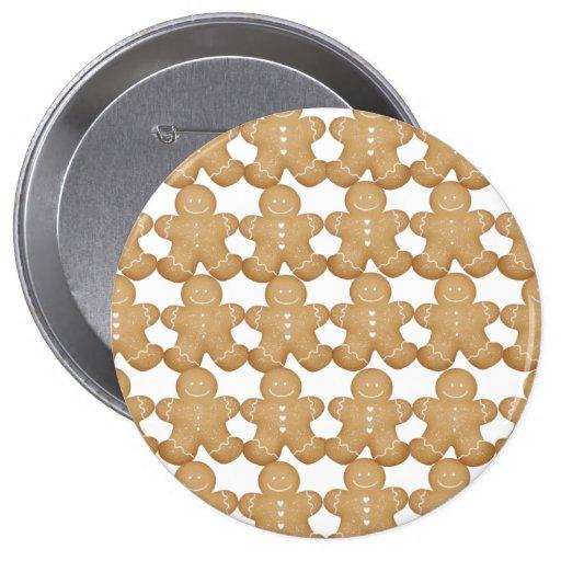 Botón del pan de jengibre