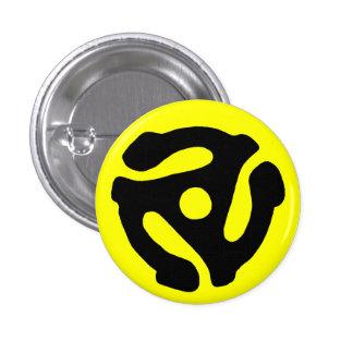 Botón del parte movible del expediente de 45 RPM Pin