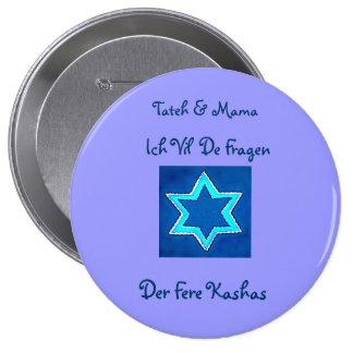 Botón del Passover Pins