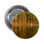 Botón del personalizado de las reflexiones de la n pins