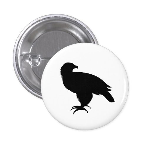 """Botón del pictograma de """"Eagle"""" Pins"""