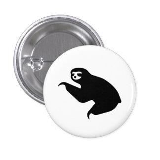 """Botón del pictograma de la """"pereza"""" pin"""