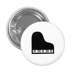 Botón del pictograma del piano