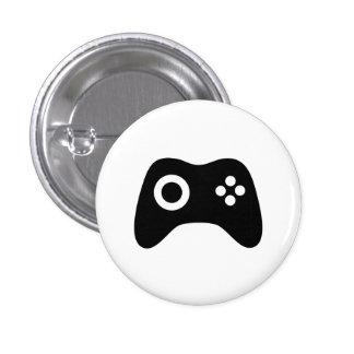 """Botón del pictograma del """"regulador"""" pin redondo de 1 pulgada"""
