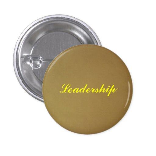 Botón del Pin del oro de la dirección