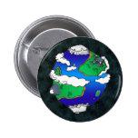 Botón del planeta pin