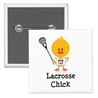 Botón del polluelo de LaCrosse Pin