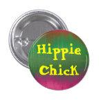 Botón del polluelo del Hippie Pin
