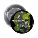 Botón del promo de Matthew Frost Pins