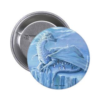 Botón del protector del pingüino