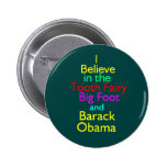 Botón del ratoncito Pérez de Obama Pin