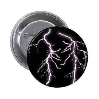 Botón del relámpago pins