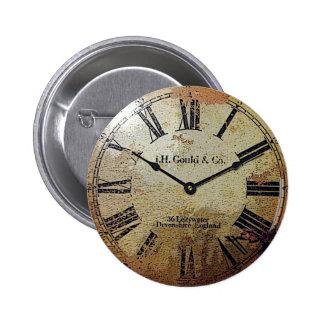Botón del reloj pins