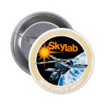 Botón del remiendo de la misión de Skylab