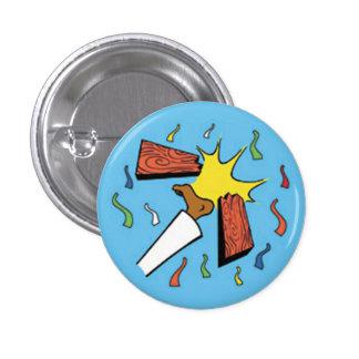 Botón del retroceso del fiesta